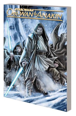 Star Wars: Obi-Wan & Anakin