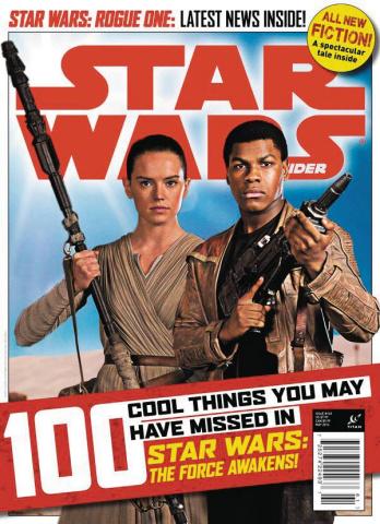 Star Wars: Rebels Magazine #4 (Newsstand Edition)