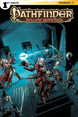 Pathfinder: Hollow Mountain #1 (Garcia Cover)