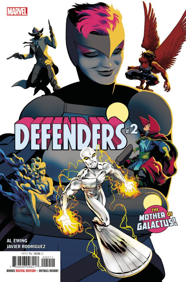 Defenders #2