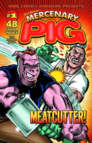Mercenary Pig #1