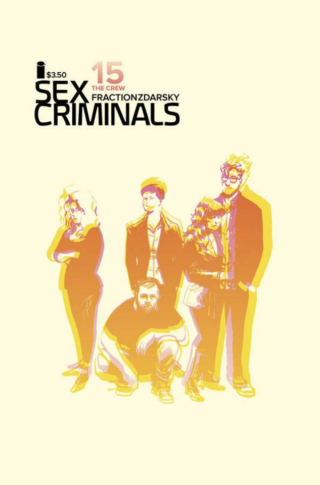 Sex Criminals #15