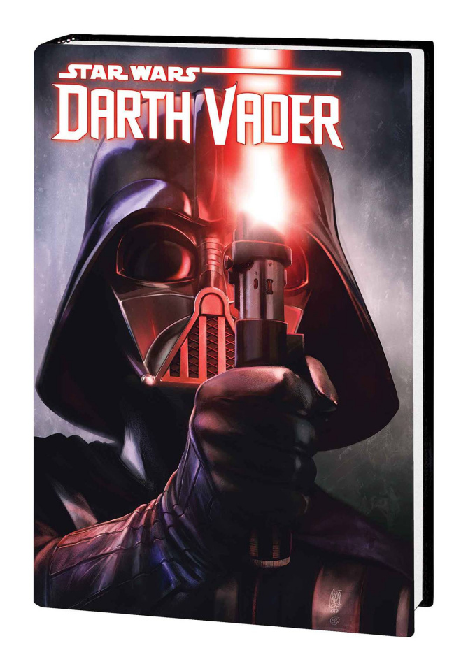 Star Wars: Darth Vader by Soule (Omnibus Camuncoli Cover)