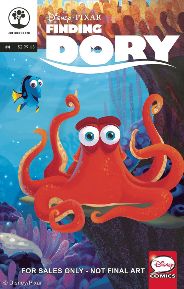 Finding Dory #4