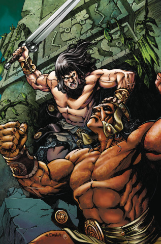 Conan the Slayer #10