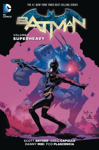 Batman Vol. 8: Superheavy