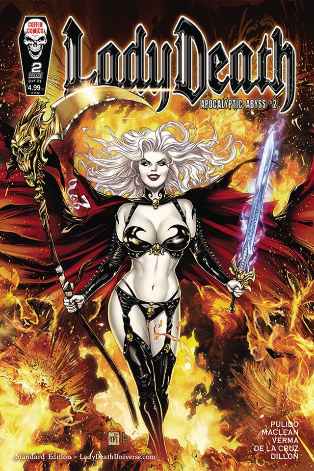 Lady Death: Apocalyptic Abyss #2