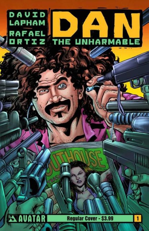 Dan the Unharmable #1