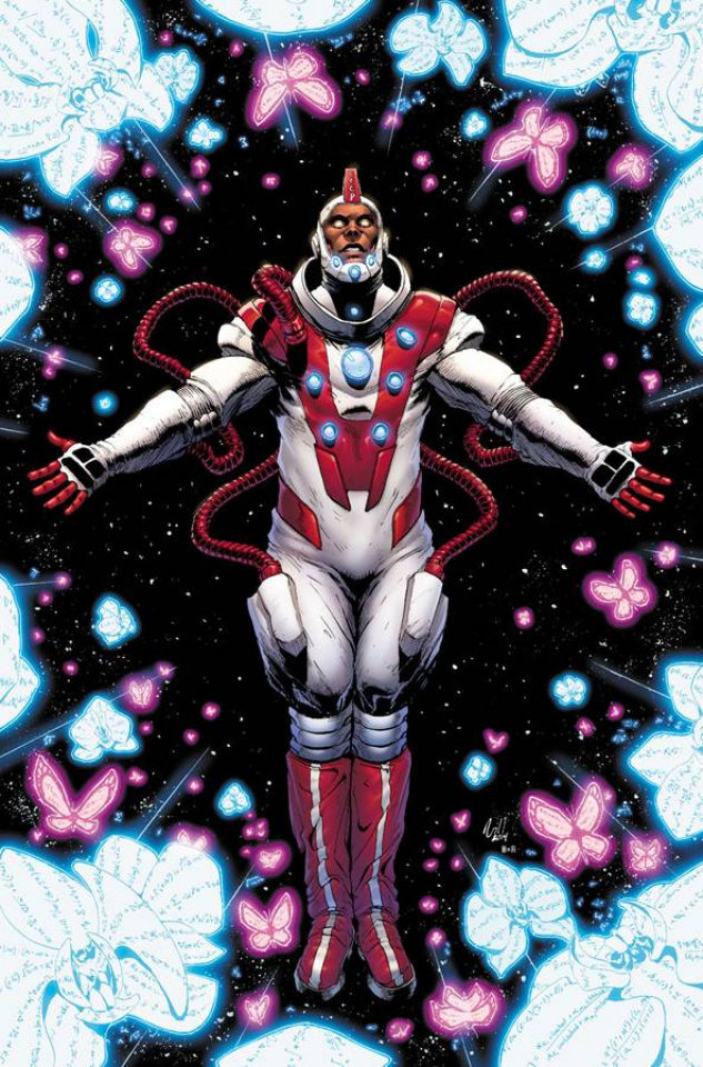 Divinity #3 (10 Copy Gil Cover)