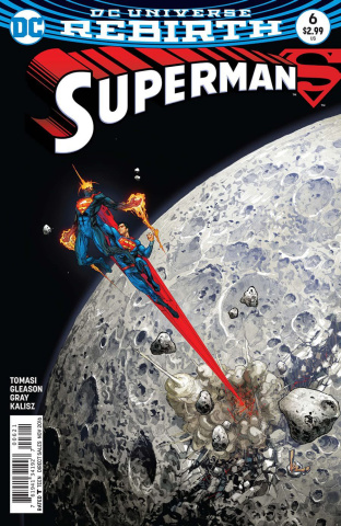 Superman #6 (Variant Cover)
