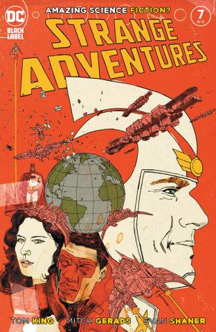 Strange Adventures #7 (Mitch Gerads Cover)