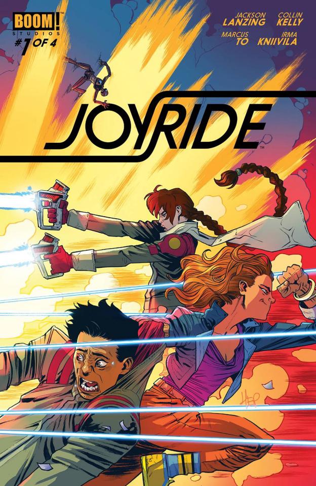 Joyride #1 (2nd Printing)