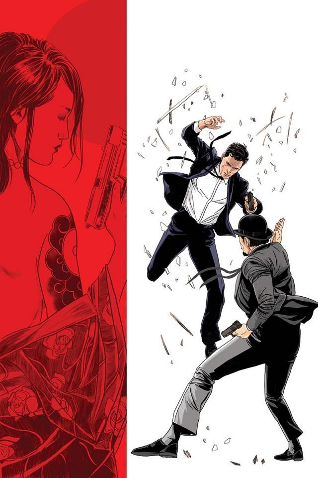 James Bond: 007 #3 (20 Copy Laming Virgin Cover)