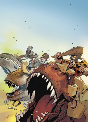 The Flintstones #5 (Variant Cover)