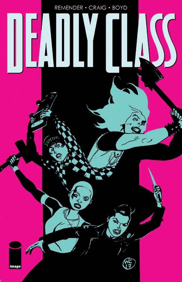 Deadly Class #29 (Craig & Boyd Cover)