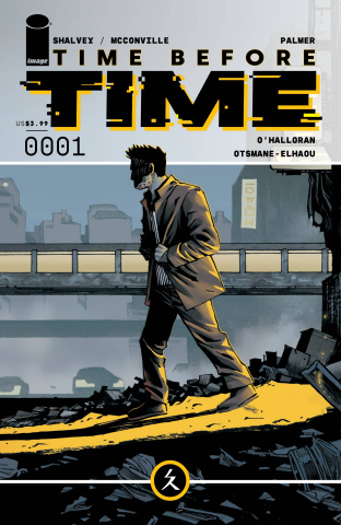Time Before Time #1 (2nd Printing)