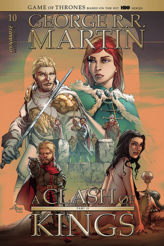 A Clash of Kings #10 (Rubi Cover)