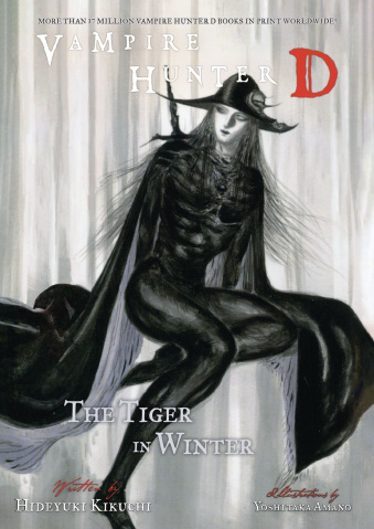 Vampire Hunter D Vol. 28: The Tiger in Winter