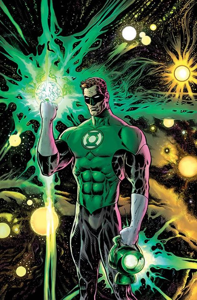 Green Lantern #1 (Local Comic Shop Day)