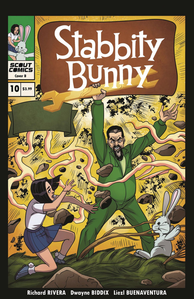 Stabbity Bunny #10 (Cover B)