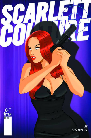 Scarlett Couture #2 (Taylor Cover)