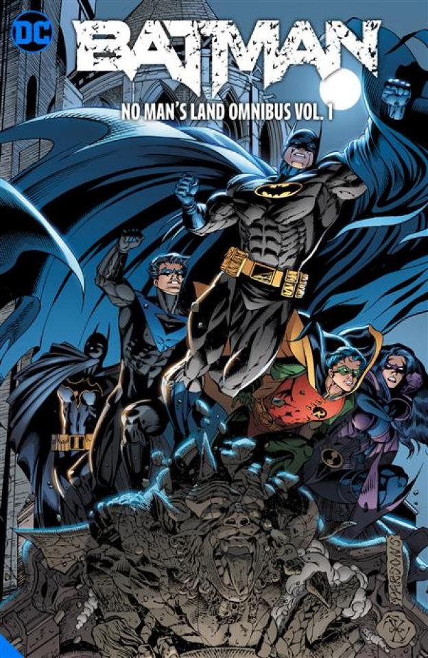 Batman: No Man's Land Vol. 1 (Omnibus)