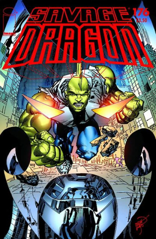 Savage Dragon #176