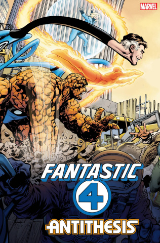 Fantastic Four: Antithesis #1 (2md Printing)