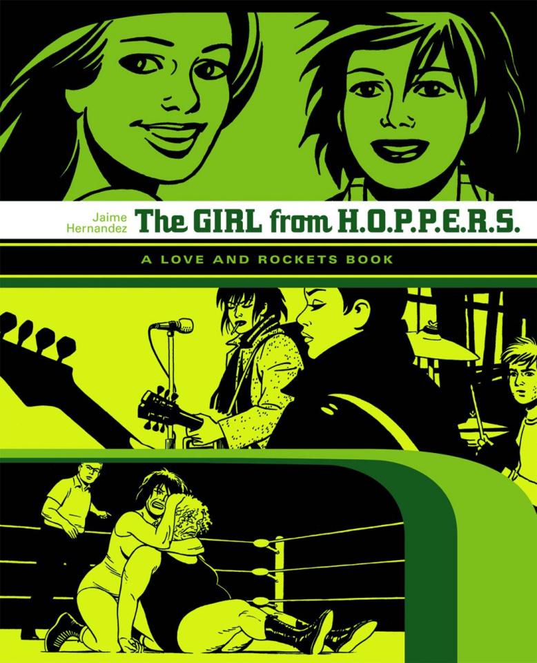 Locas Vol. 2: The Girl From H.O.P.P.E.R.S.