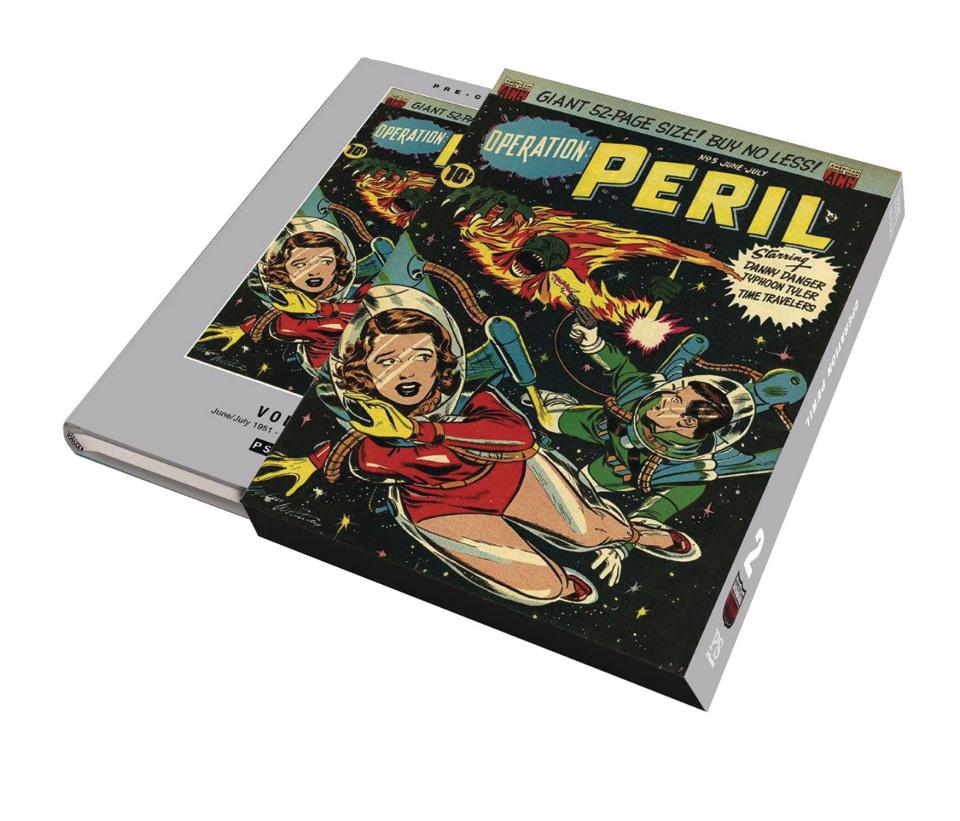 Operation: Peril (Slipcase Edition)