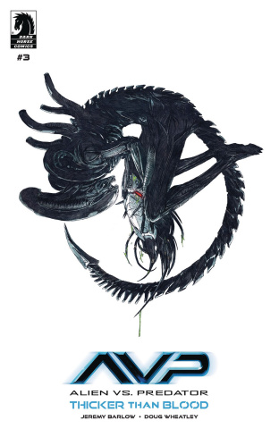 Alien vs. Predator: Thicker Than Blood #3