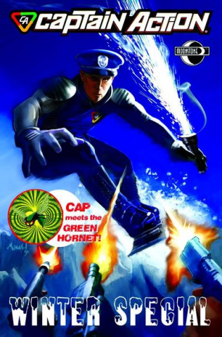 Captain Action: Winter Special #1