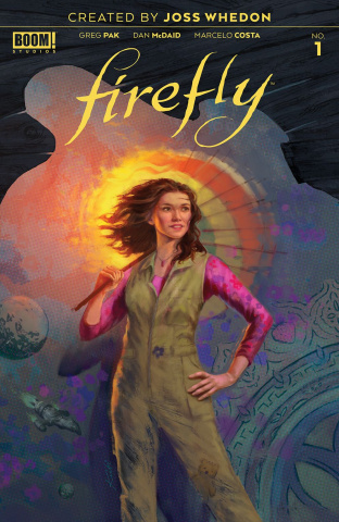 Firefly #1 (2nd Printing)
