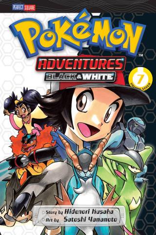 Pokemon Adventures: Black & White Vol. 7