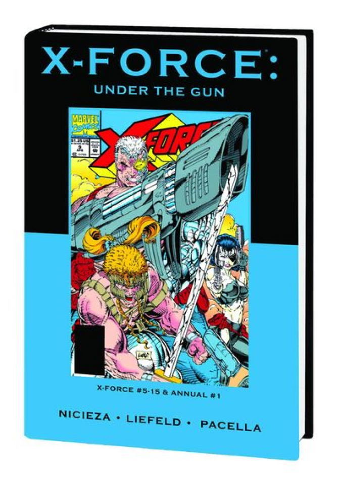 X-Force: Under the Gun Variant Edition