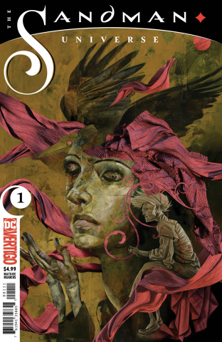 The Sandman Universe #1 (McKean Cover)