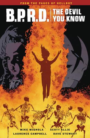 B.P.R.D.: The Devil You Know Vol. 1