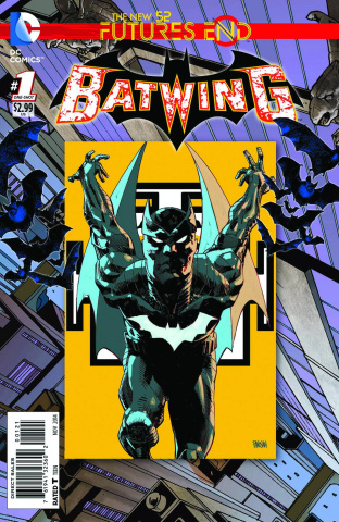 Batwing: Future's End #1 (Standard Cover)