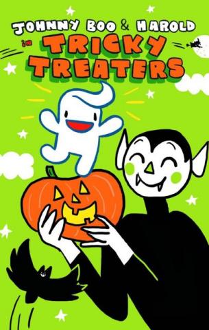 Tricky Treaters Mini Comic Bundle 2012