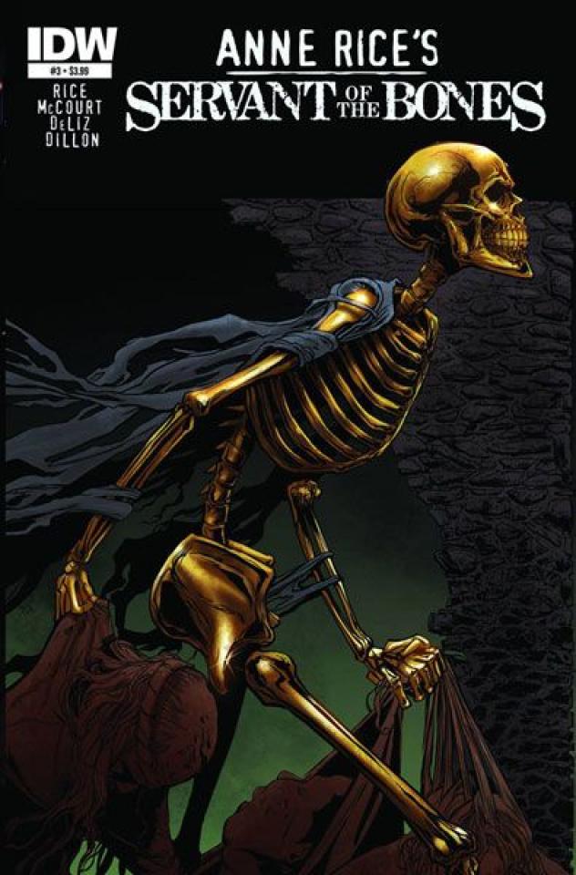 Anne Rice's Servant of the Bones #3