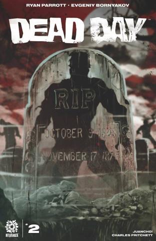 Dead Day #2 (10 Copy Kudranski Cover)
