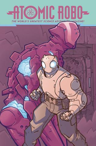 Atomic Robo: The Spectre of Tomorrow