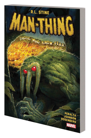 Man-Thing by R.L. Stine Vol. 1