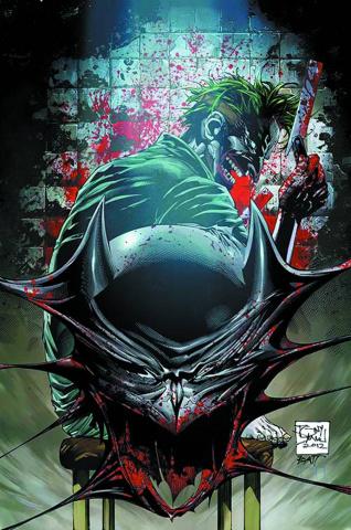 Batman #17 (Daniel Cover)