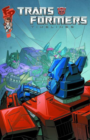 The Transformers: Timelines #7