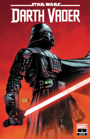 Star Wars: Darth Vader #1 (Ienco Cover)
