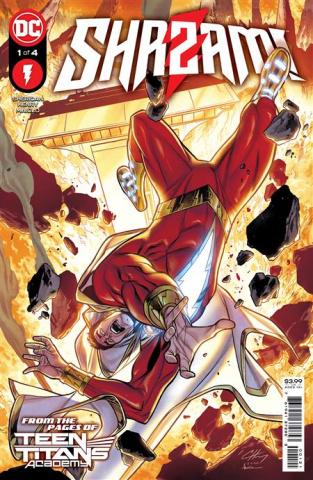 Shazam! #1 (Clayton Henry Cover)