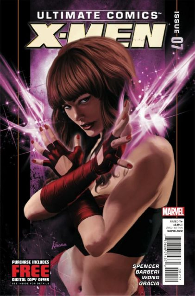 Ultimate X-Men #7