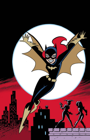 Batgirl Adventures: A League of Her Own
