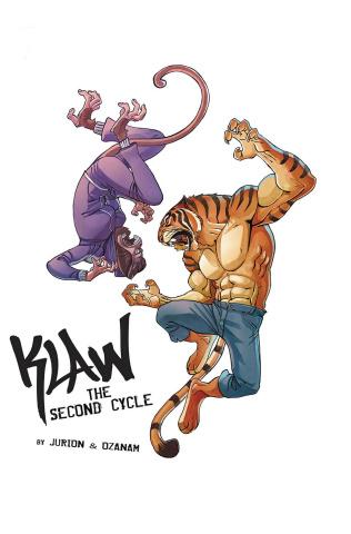 Klaw Vol. 2